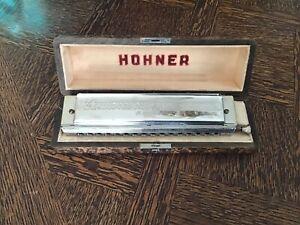 harmonica hohner echo
