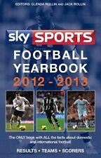 Sky Sports Football Yearbook 2012-2013 By Glenda Rollin, Jack Rollin