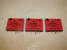 OPTO 22 G4-0DC15 SWITCHING OUTPUT MODULE (LOT OF 3) ***XLNT***
