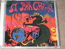 ST JOHN GREEN - SAME - HEAVY PSYCH