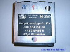 Audi 100 200 Typ44 C3 Kontrollgerät Check Paket  443 919 465 E  Steuergerät
