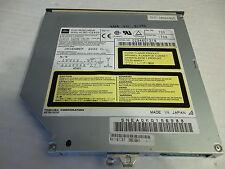 Used dvd/cd drive sd-c2402 Tested Nec Versa VXI PIII laptop w/bracket & bezel