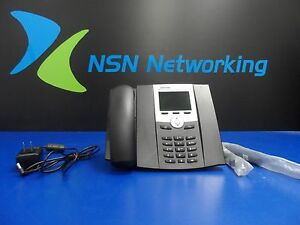 AASTRA 6721ip A6721-0131-20-55 Microsoft Lync IP Color Display Phone w/ Power