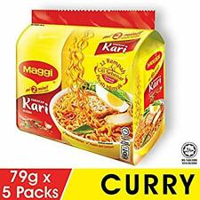 Maggi 2-minute Noodles Curry 5 Packs 79g