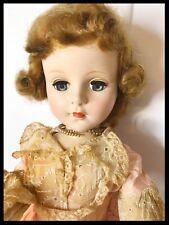Ao 21� 1950's Sweet Sue Hard Plastic Walker/Head Turning Doll