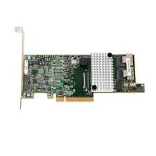 LSI MegaRAID Internal SATA/SAS 9266-8i 1GB 6Gb/s RAID Controller Card
