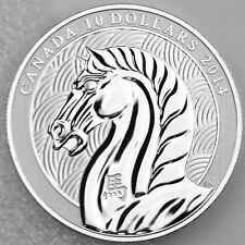 2014 Year of the Horse 1/2 oz. Fine Silver $10 Specimen Coin - LIMITED MINTAGE