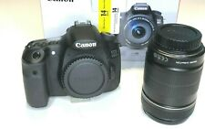 Canon EOS 60d 18 Megapixel DSLR with 18-135mm zoom/macro lens - Perfect Conditio