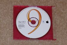 Apple Mac OS 9.2.1  Operating System Disc - Power PC