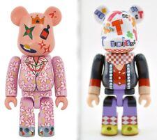 BE@RBRICK Series 27 - KIYOSHIRO IMAWANO & ZERRY - 2pc Lot ARTIST