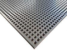 metallbearbeitungs platten f r die lochblech aus stahl g nstig kaufen ebay. Black Bedroom Furniture Sets. Home Design Ideas