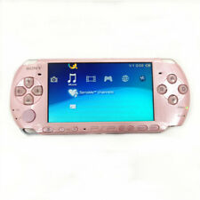 Refurbished Sony PSP 3000 Pink Handheld System Very Good Condition PSP 3000