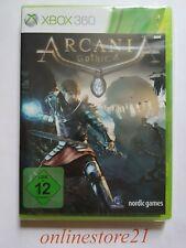 ArcaniA Gothic 4 Xbox 360 NEU