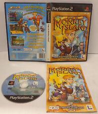 Console Gioco SONY Playstation 2 PS2 PSX2 PAL ITALIANO - Fuga da Monkey Island -