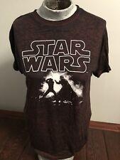 Star Wars Darth Vader 50/50 Men's Tshirt Size Medium