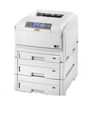 Oki C821dttn A3 Duplex Network Colour Laser Printer 821 C821 821dttn V1T