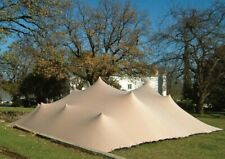 Waterproof Commercial Wedding Event Beach Camping Patio Bedouin Stretch Tent NEW