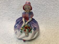 Royal Doulton Monica Figurine Nice Colors