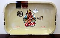 RAW TRAY~GIRL ROLLING TRAY~SMALL 7x11~LIMITED ADDITION~NEW