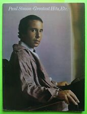 Paul Simon Vintage Solo Songbook 1977