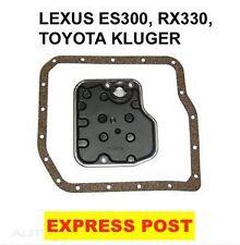 Transgold Automatic Transmission Kit KFS952 Fits Lexus RS330 MCU38R U150F Trans