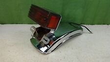 1981 Kawasaki KZ500 KZ550C KZ 550 K516' rear fender guard w/ brake light
