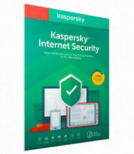 Antivirus Kaspersky internet Security 1 PC/Mac- 2020/2021- Global Key Email bind