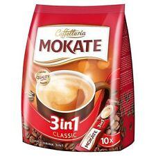 Mokate Classic 3in1 Coffee 10 per pack