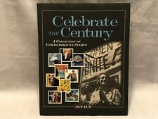 Celebrate The Century USPS Stamp Book Collection Volume 8, 1970-1979 HARDCOVER
