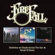 Firefall - Undertow  Clouds Across The Sun  Break Of Dawn [CD]