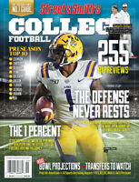 Street & Smith's College Football 2020 Preview - LSU - Ja'Marr Chase