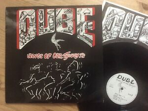 Private German Afro Funk LP - Dube - Wings Of Our Thoughts - 89177174 vinyl