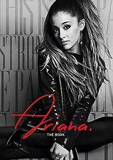 Ariana Grande The Book [Re-Issue] Rare Merchandise