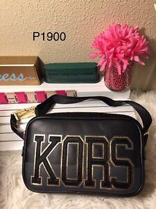 MK Michael Kors Women's Varsity Belt Bag