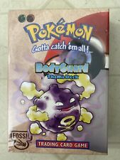 Pokemon BodyGuard Theme Deck Fossil FACTORY SEALED! Trading Card Game TCG
