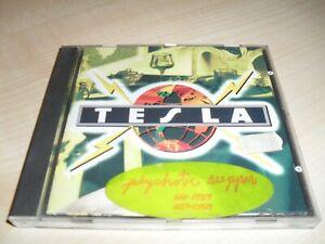 Tesla - Psychotic Supper / US Hardrock - CD Geffen 1991 NP 31,95 DM