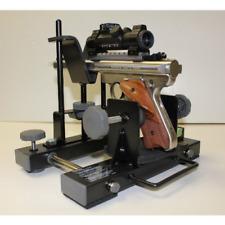Hyskore Parallax Handgun Pistol Sighting Rest Vise Gun Scope Reticle Aligment