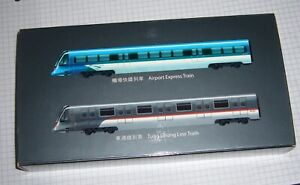 TT (1:120 Scale) MTR Corporation Airport Express  & Tung Chung Line Trains