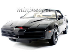 HOT WHEELS BLY60 KNIGHT RIDER 1982 PONTIAC TRANS AM FIREBIRD K.I.T.T 1/18 BLACK