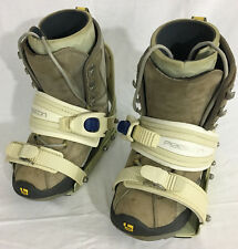 Burton Snowboarding Boots and Preston Bindings Women's Size 7
