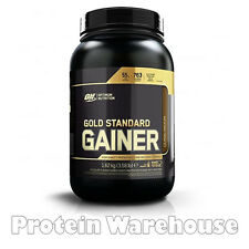 Optimum Nutrition Gold Standard Gainer x 1.62kg ON Muscle & Strength Whey Gain