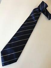 MARINELLA cravatta tie original USATA USED 100% seta silk Made in Italy