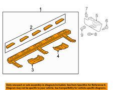 AUDI OEM 10-15 Q7 Exterior-Running Board Step Left 4L0071065