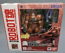 Mobile Suit Gundam Robot Spirits Side MS MS-06S Chars ZAKU Ver. A. Japan New *
