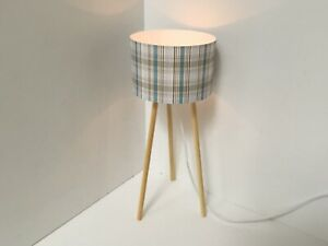 Lundby light and plug floor lamp for dolls house, doll house lighting