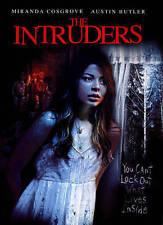 The Intruders dvd, Miranda Cosgrove Austin Butler, 2014