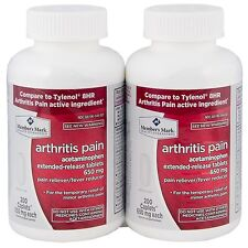 Members Mark 650 mg Arthritis Pain Extended Release Acetaminophen - 400 Tablets