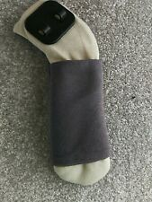 Maxi Cosi Pebble plus car seat chest shoulder strap cover - Reworked grey.