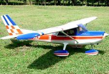 """Cessna 150/152 120"""" ws scratch build r/c avion plans & patterns"""
