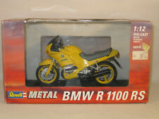 rare ravell 1.12 scale  bmw r 1100 rs - unused and boxed
